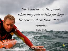 God rescues