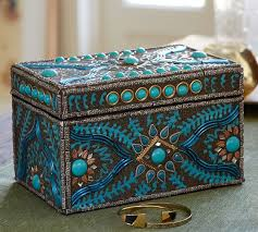 jeweled box anxiety