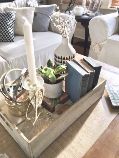 DIY/ coffee table/ living roomi