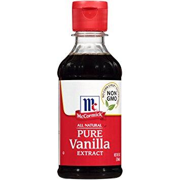 vanilla flavoring/informational