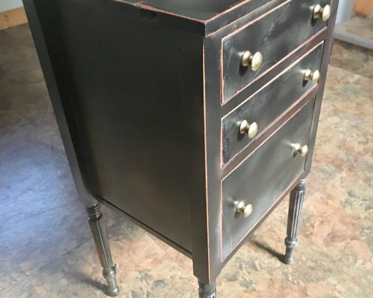 sewing chest/DIY