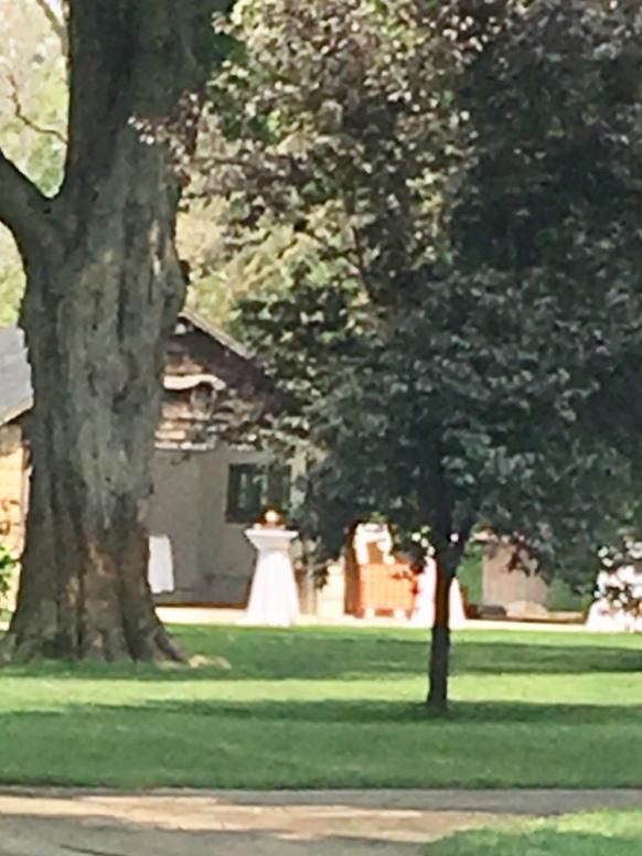 barn wedding/inspirational