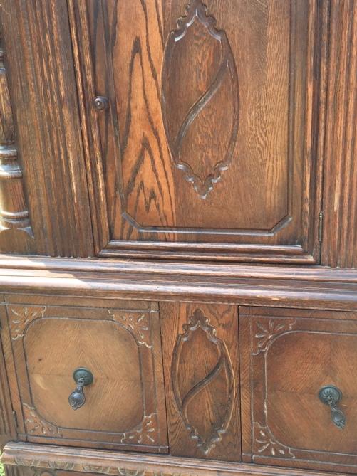 antique dresser/inspirational