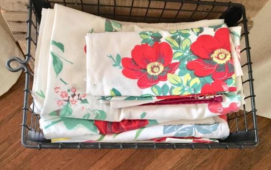 Decorating/DIY/vintage linens