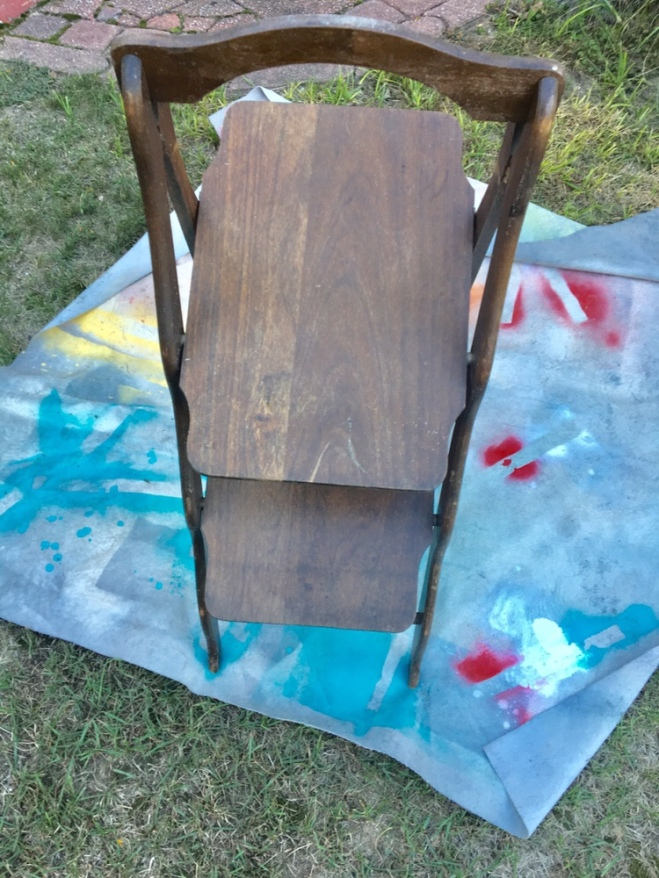 DIY/painted table