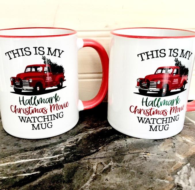 Hallmark Christmas mugs 2018
