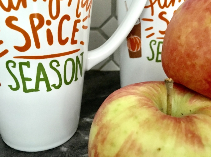 Fall mugs