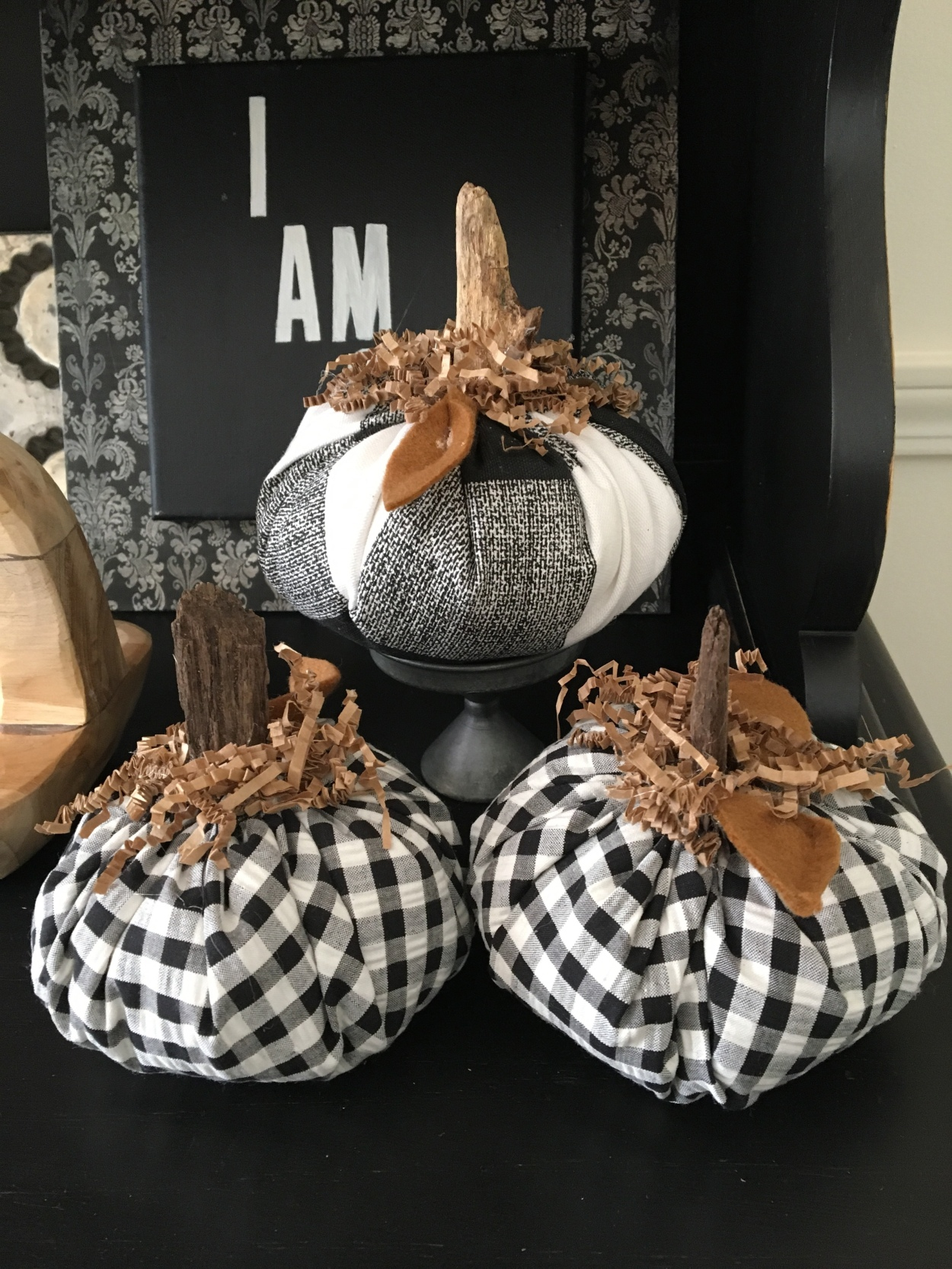 autumnal/decorating, DIY