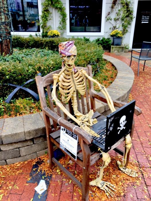 skeletons/life