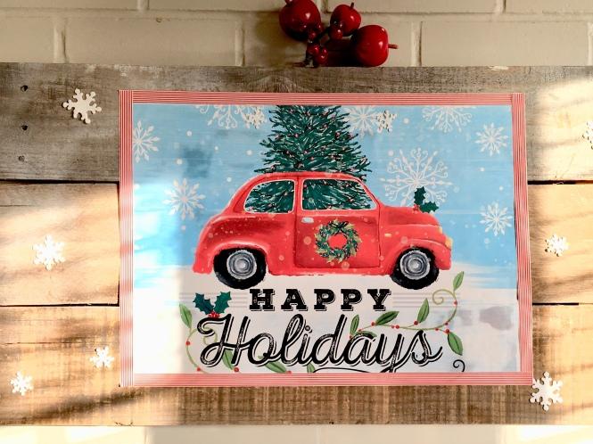 DIY/Christmas/Dollar Tree